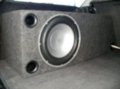 Zabudowa car audio